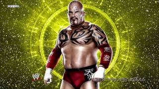 "2012: Tensai 13th WWE Theme Song ""Shrine"" (V2)"