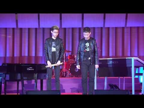 Nightmare cover -Duo Idol, Yamaha Music Thailand festival 2017
