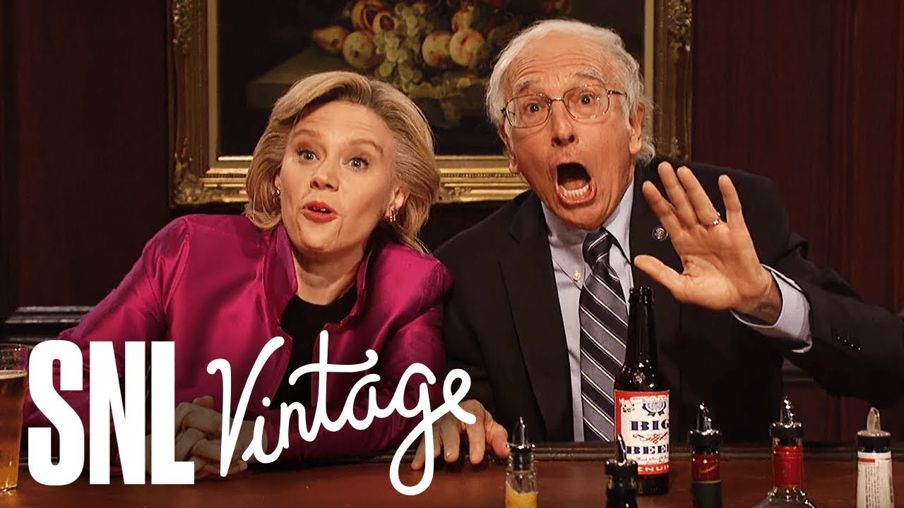 Hillary Bernie Cold Open Snl Youtube