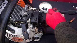 Boshlanish Stihl 181,211 ms ms bo'lmaydi.Bu carburetor,bu carburetor sozlash, tuzatish
