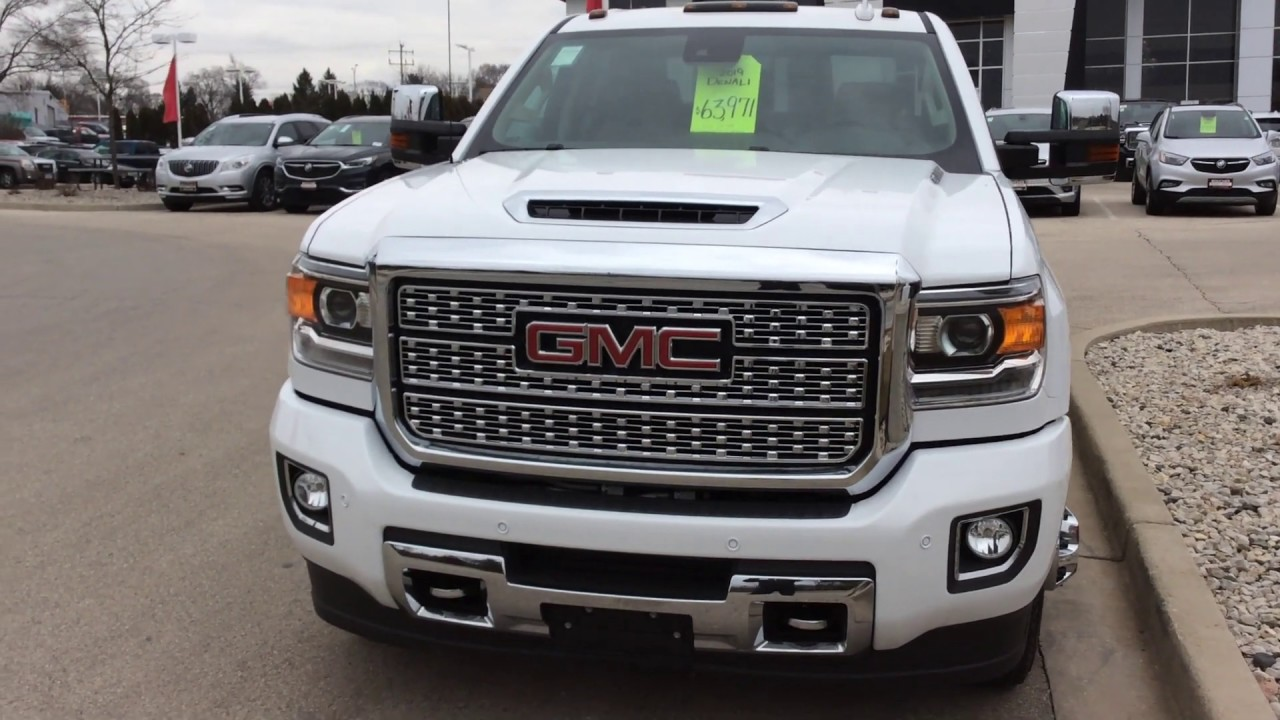 new 2019 gmc sierra 3500hd for james 19gr0185 boucher buick gmc youtube youtube