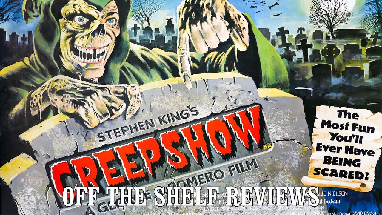 Download Creepshow Review - Off The Shelf Reviews