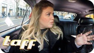 Wie Kelly Clarkson mit Hate zu ihrem Gewicht umgeht | Stars in Cars | taff | ProSieben