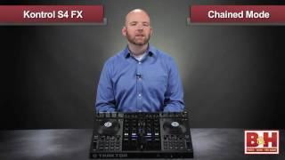 Using FX in Traktor with Kontrol S4
