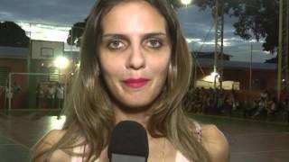 PALESTRA SOBRE DENGUE NA ESCOLA MUNICIPAL JOÃO FERREIRA LOPES DO BAIRRO RIOS EM BARRETOS (TV BARRETOS)