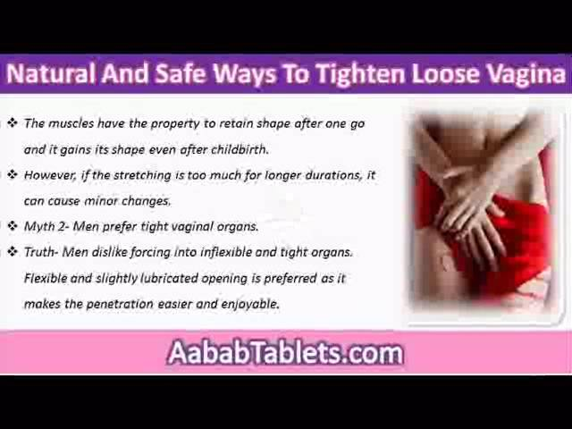 Tighten Vagina This Is The Single Most Effective Natural Way To Tighten Your Loose Vagina Www V Tightgelreviews Net