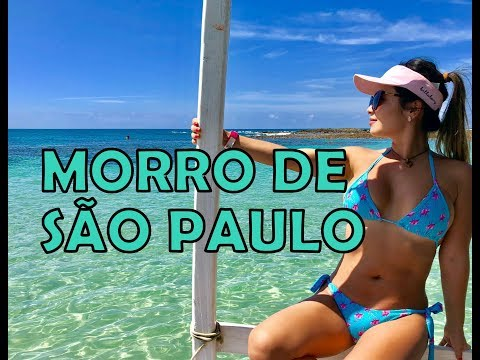 MORRO DE SÃO PAULO BAHIA