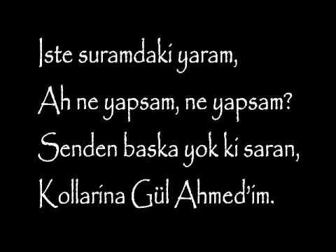 Can - Gül Ahmedim (ilahi)