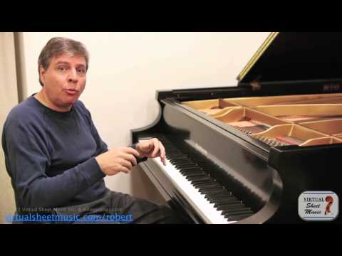 How to play Chopin's Military polonaise for piano