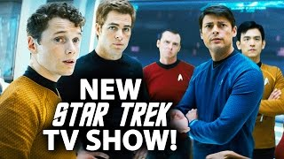 New STAR TREK TV Show Announced For 2017