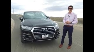 2018 Audi Q7 3.0T Prestige | Review