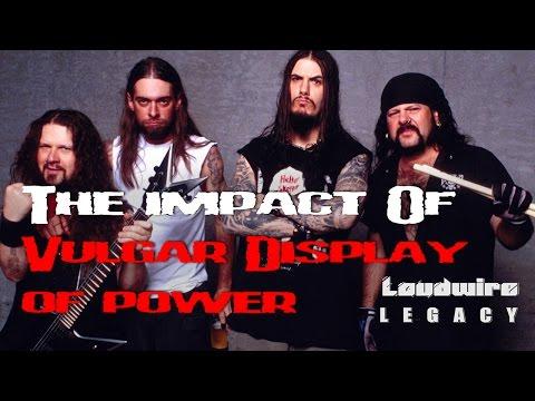 Pantera's 'Vulgar Display of Power' Part 2: The Impact - Loudwire Legacy
