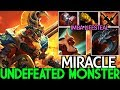 MIRACLE Juggernaut Power Overwhelming With Crazy DPS Build 7.22 Dota 2