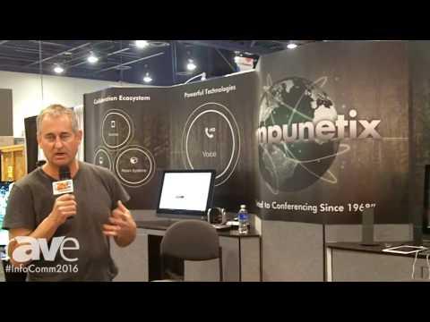 InfoComm 2016: Compunetix Introduces InfoComm 2016 Booth Number N2539