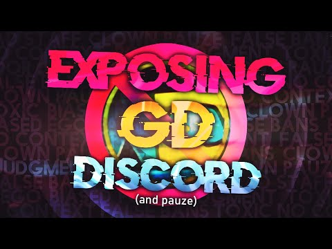 Exposing The Geometry Dash Discord Server (& Pauze)