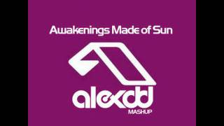 Tritonal vs Kyau & Albert - Awakenings Made of Sun (AlexDD Mashup)