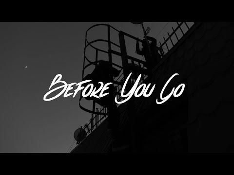 Lewis Capaldi - Before You Go