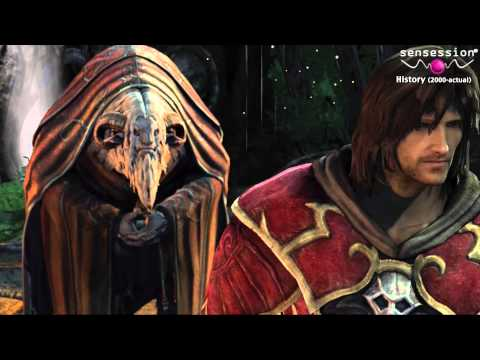Sensession History #96: Castlevania Lords of Shadow