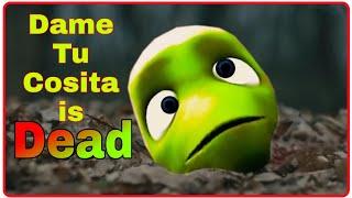 Dame Tu Cosita is Dead - Dame Tu Cosita Funny Dance | Alien Frog Funny Challenge By Scenes Adda