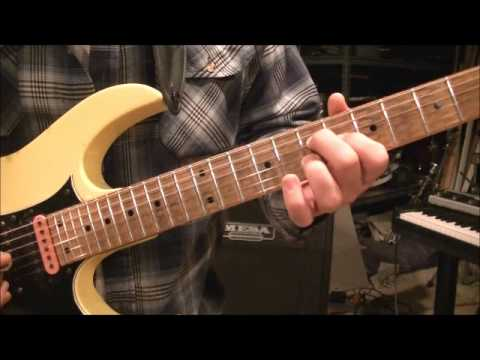 Justin Moore Till My Last Day Guitar Lesson By Mike Gross Youtube