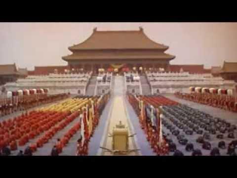 THE LAST EMPEROR - Trailer (El Último Emperador, 1987)