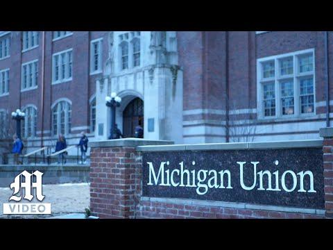 Michigan Union Reopening- January 13, 2020