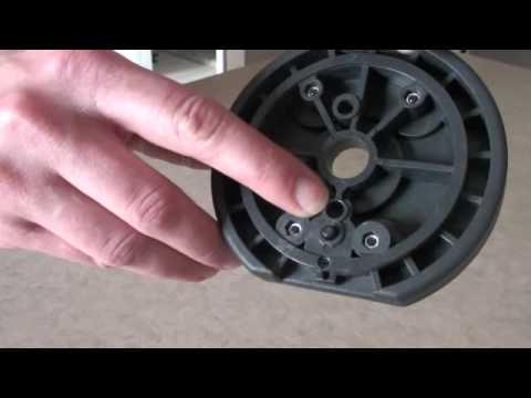 Bowflex Selecttech 552 Dumbbells How to Repair