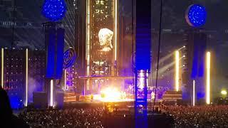 Rammstein  Mein Teil Flake on Fire live Gelsenkirchen auf Schalke 27052019