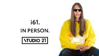 i61   IN PERSON