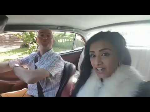 Roo Irvine and David Harper Bloopers - Celeb Roadtrip