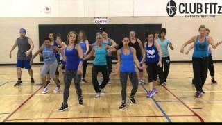 THE WATER DANCE @ChrisPorter @Pitbull (Choreo by Lauren Fitz)