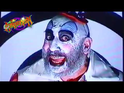 Sid Haig Guest Appearance Astronomicon Captain Spaulding, House of 1000 Corpses, The Devils Rejects