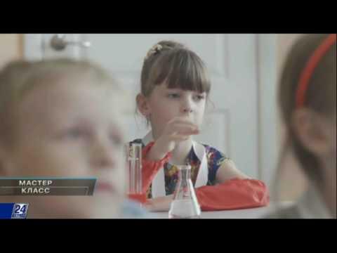 В «Детском саду №47 «Радужный» прошел мастер-класс для воспитателей города «Волшебный батик»