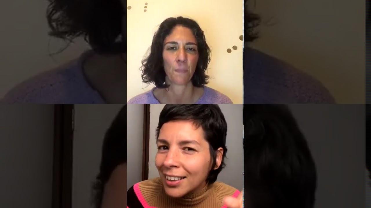 Ciclos de lives - Conversa com Lua Barros