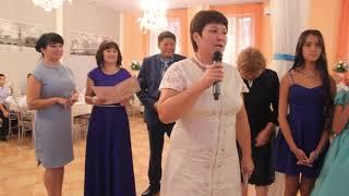 Полное видео со свадьбы. Часть 1.