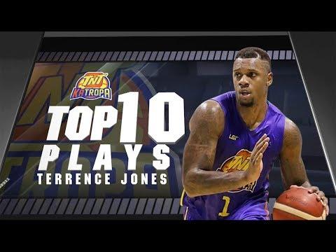 Terrence Jones Top 10 | PBA Commissioner's Cup 2019
