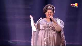 Bojana Stamenov - Beauty never lies (SERBIA) Eurovision 2015: GRAND FINAL