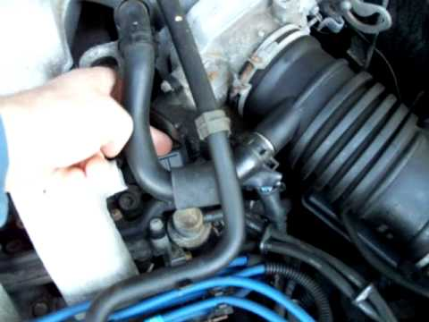 Mazda Millenia 2 5 Knock Sensor Replacement Part 1