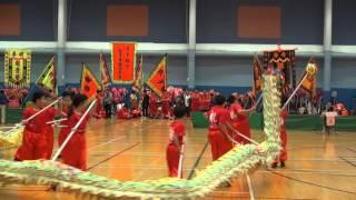 全港公開龍獅藝錦標賽2015 HK Open Dragon