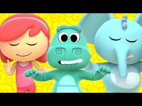 El Baile de los Animales - Las Canciones del Zoo 3 | El Reino Infantil