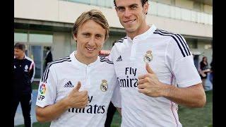 Así se hizo la foto oficial del Real Madrid para la temporada 2014/15
