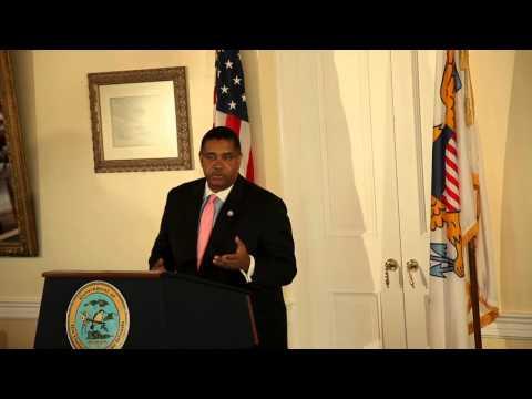 Governor John P. deJongh Supports Progress with Propane Initiative