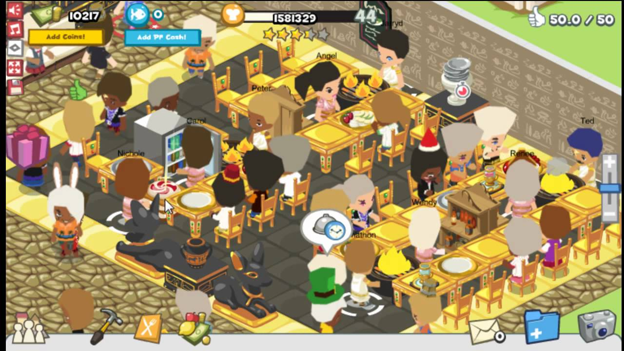 Restaurant city hints tips and layout youtube