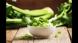 Сельдерей для похудения Низкокалорийный Снижает Аппетит