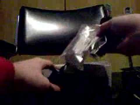Déballage - Unboxing du Sony Ericsson W960i