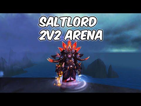 SALTLORD ARENAS - Enhancement Shaman PvP - WoW Shadowlands 9.0.2
