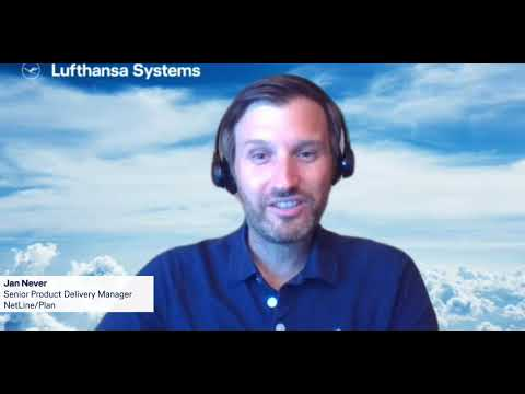 World Aviation Festival virtual / Lufthansa Systems