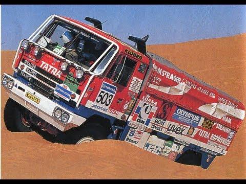 Rallye Paris Dakar 1991 - 3 díl. by www.spidamodels.cz
