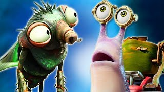 Insectibles | SYD EXPRESS | Funny Cartoons for Children by Oddbods & Friends