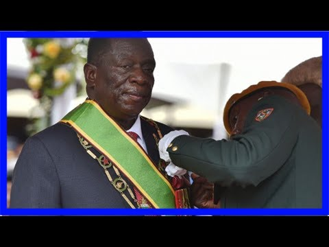 Zimbabwe military takeover legal: court